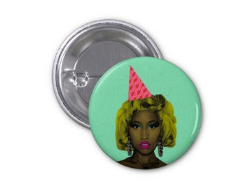 The Nicki Badge
