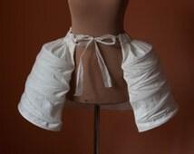 rococo pannier Marie Antoinette 18th Century Womens  underwear Georgian Style. Underwear