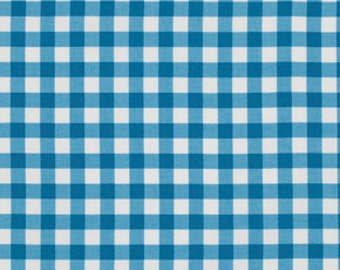 Fitted Crib Sheet, Gingham in Periwinkle, Blue Gingham Crib Sheet, Toddler Sheet, Baby/Toddler Bedding, Blue and White Gingham Crib Bedding