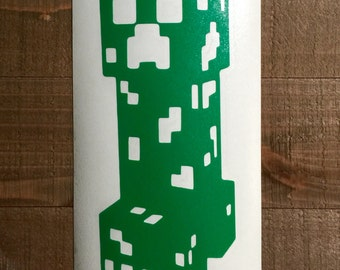Minecraft Creeper Decal