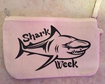 shark purse etsy