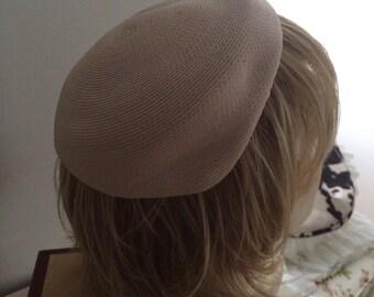 Vintage Ivory Hat