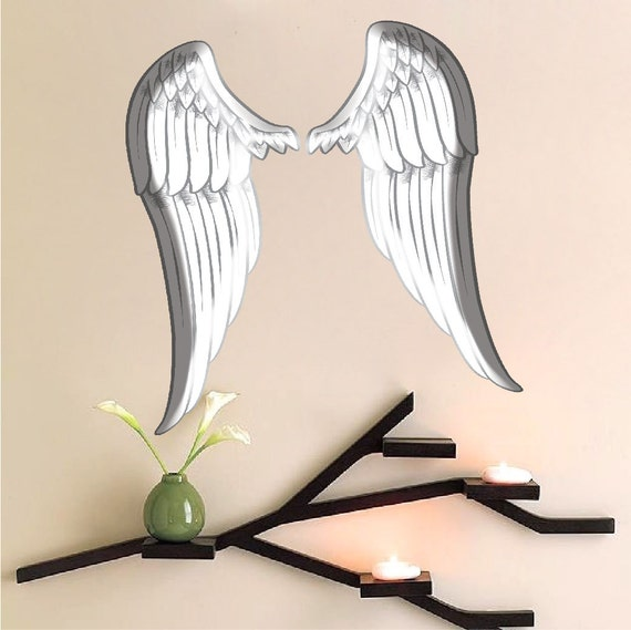Angel Wing Wall Decal by PrimeDecal