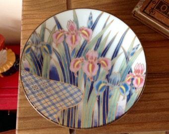 Lovely Antique Oriental Trinket Dish