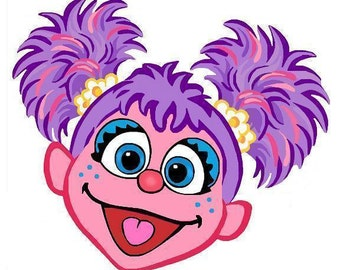 ABBY CADABBY - Instant Download - Digital Printable Design - Abby Fairy Printable