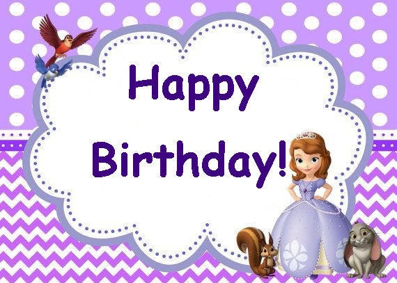 Princess Birthday Cards Printable Free Radiotodorock