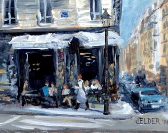 St. Regis Cafe, Paris No. 52