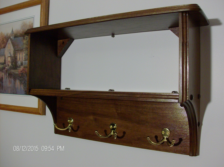 wall shelf entryway shelf entryway furniture coat rack. Black Bedroom Furniture Sets. Home Design Ideas