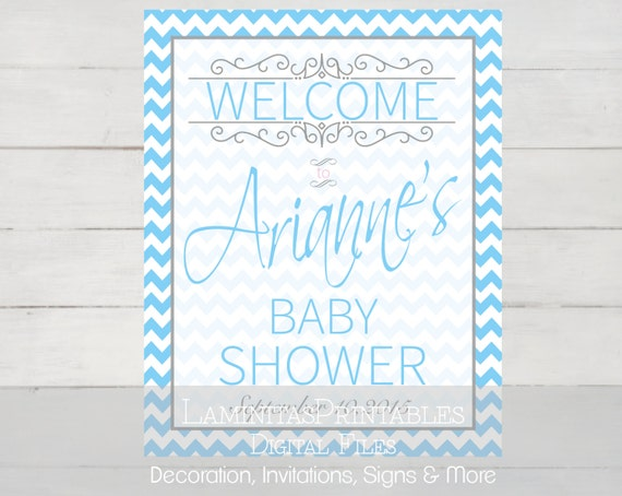 baby shower welcome sign baby shower sign boy baby shower baby