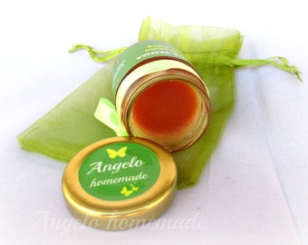 Organic Eczema Salve, Natural Dry Skin Balm, Eczema Relief Cream, Classic Eczema Beeswax Salve, All Natural Herbal  Eczema Balm, Handmade.