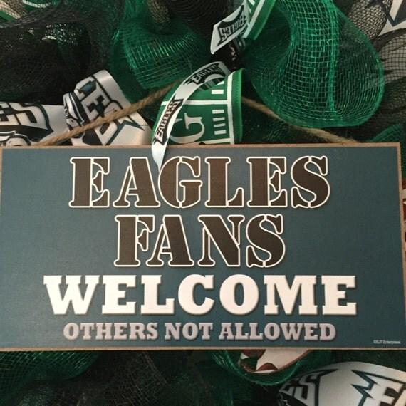 Philadelphia Eagles Mesh Wreath