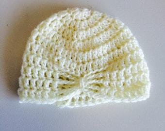 Babies 20's Crochet Hat