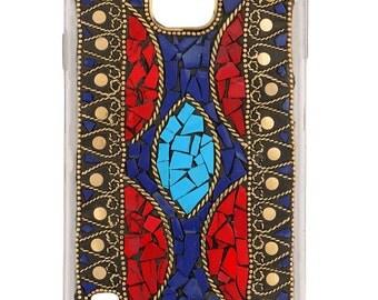 Samsung S5 blue eye mobile case