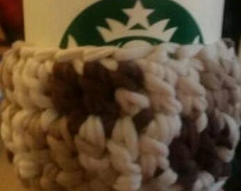 Coffee cup cosies