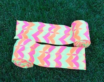 Not Enough Neon-Sence - Polo Wraps
