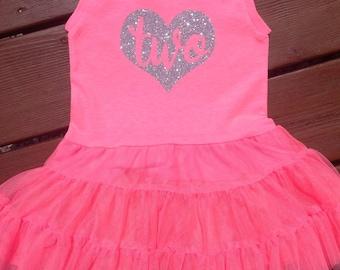 Second Birthday Dress