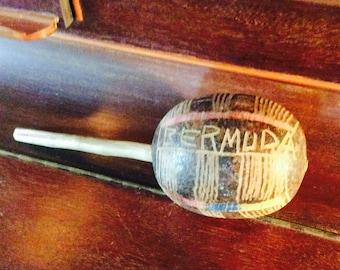 Bermuda Gourd Shaker