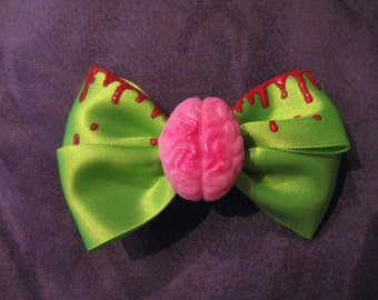 Brains! bow or zombow?