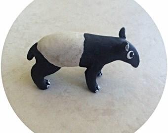 Malayan Tapir, Endangered Animal