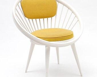 Yngve Ekstrom, armchair, oak