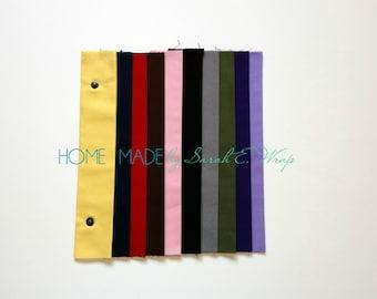 Standard/Toddler DIY Hood snap base available in several colors (adjustable)