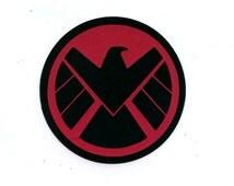 Marvel's Agents of Shield Logo Scrapbook Die-cut