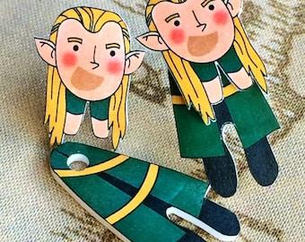 Legolas Cling Earrings