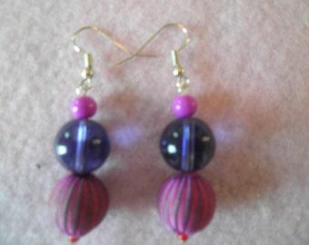 Earrings 066 Ringmaster