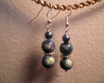 Earrings 109 Water World