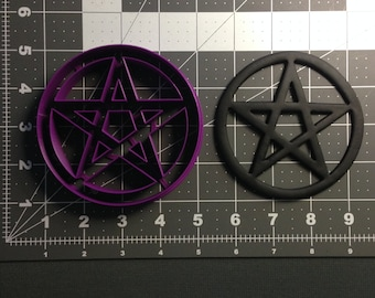 Pentagram Cookie Cutter