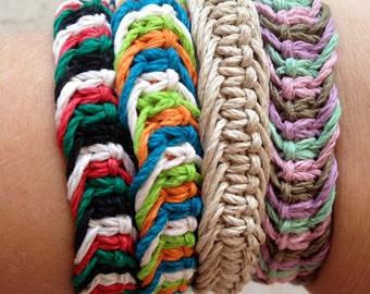 Fishbone Bracelets