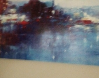 water front painting