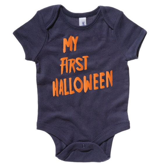 Baby Halloween Costumes Your baby's first Halloween is an important event. It's a small glance into a future that involves years of trick-or-treating, picking out costumes and watching beloved Halloween movies and specials on TV as you devour your favorite sweet treats.