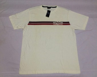 Clearance sale - deadstock unworn with tags tommy hilfiger t shirt