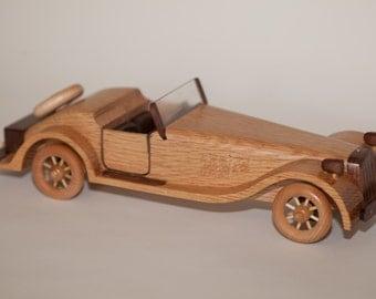 Oak Car
