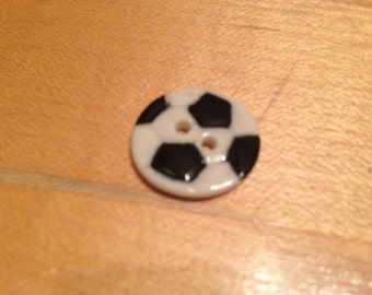 Round Ceramic Sport Buttons