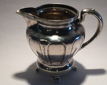 Vintage Forbes Silver Co. Creamer Made In The 1960's