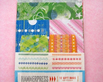 Gift Bags - mix & match paper