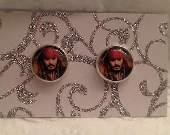 Jack Sparrow Inspired Earrings!
