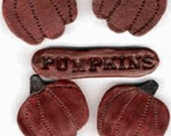 Inspirables - Stone Stickers - Pumpkins