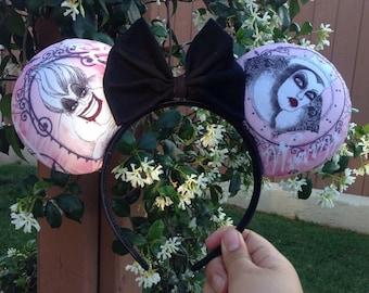 Disney Villains Ears!