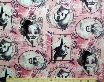 Disney Villains (Pink)