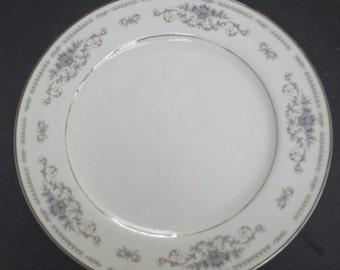 Diane fine china dinner plate