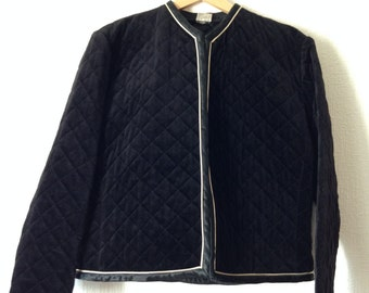 Quilted Jacket, 40.
