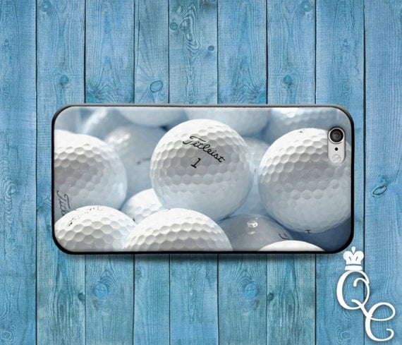 iPhone 4 4s 5 5s 5c SE 6 6s 7 plus iPod Touch 4th 5th 6th Generation Cool Phone Cover Golf Ball Cute Sporty Sport Retire Retired Fun Case