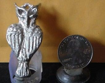 Guardian Owl Pendant