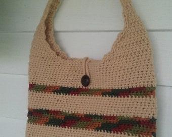 Crochet Handbag,Shoulder Bag,Tote Bag,Fall Handbag,Fashion Accessories