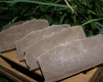 Handmade Soap, Orange Cinnamon Soap, Cold Process Soap, Vegan Soap