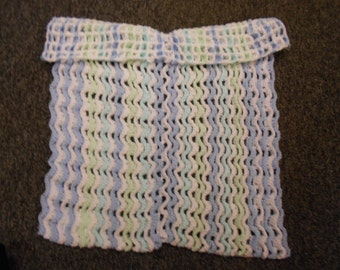 Crotchet Baby Blankets