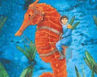 Seahorse Captain